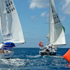 Pete Wickwire 2nd overall in ISAF N.A and Caribbean Match Race Qualifier